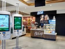 Poepbacterie op touchscreens McDonald's