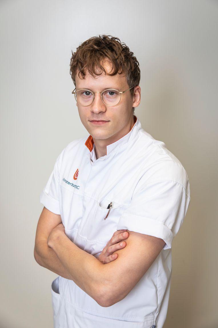 Thomas Smits: 'Ons vak wordt gewoon niet serieus genomen.' Beeld Dingena Mol