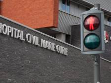 89 patients transférés sans incident à Charleroi