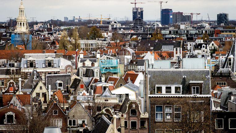 PvdA en GroenLinks leken niet langer vast te houden aan alle voorwaarden die zij stelden voor het nieuwe erfpachtsysteem. Beeld anp