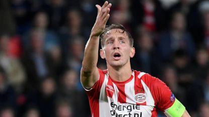 Rood Lloris breekt Tottenham zuur op: PSV sleept in slotfase gelijkmaker uit de brand