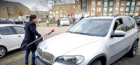 Urker (35) aangehouden na aanrijden van verslaggever op grimmige zondag
