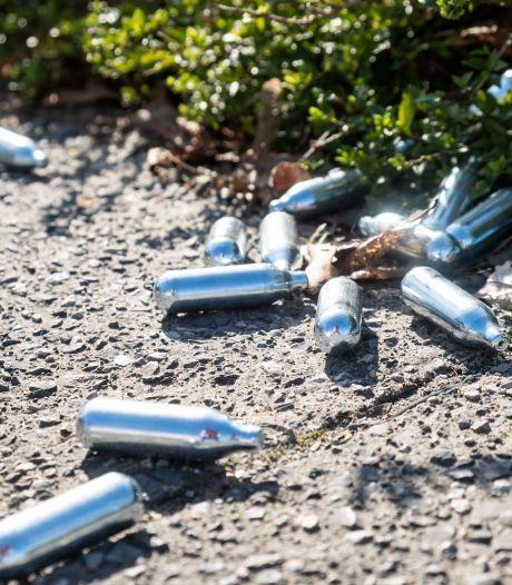 Geen verbod op gebruik lachgas in Wierden: 'Alleen als het overlast geeft'