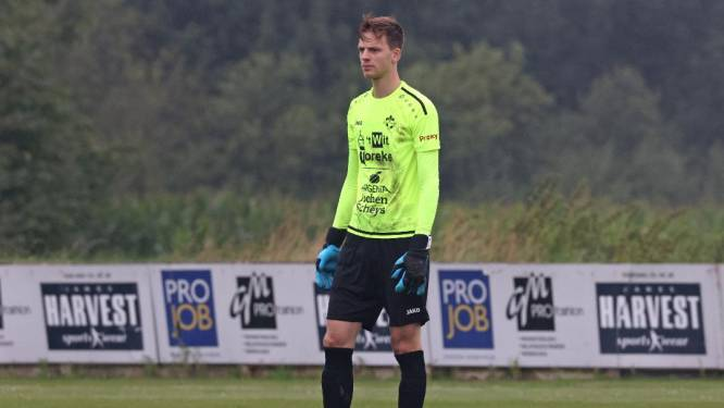 """Kan SC Aarschot het tij keren tegen leider Kampenhout? Doelman Jannis Milbou: """"Een goed resultaat zou welkom zijn"""""""