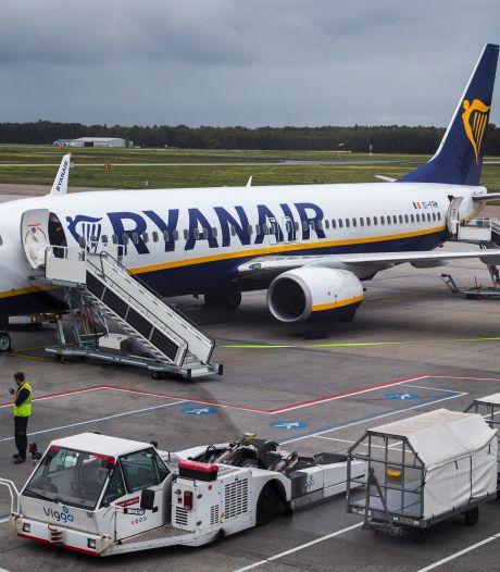 Ryanair wil via Europese Commissie plek op Lelystad Airport afdwingen