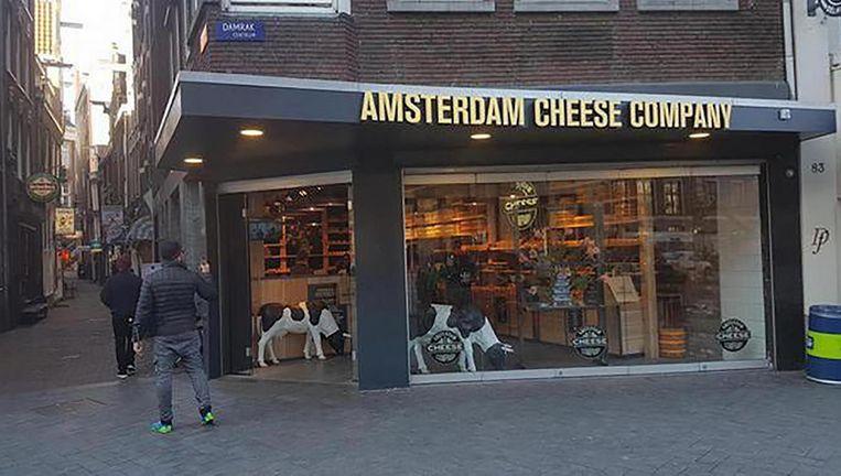 Amsterdam had Cheese Company moeten toestaan Beeld Het Parool