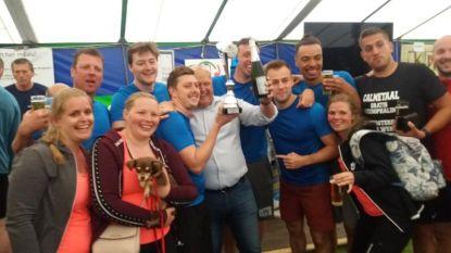 41ste Wijkentornooi van Komart Volley is andermaal een succes