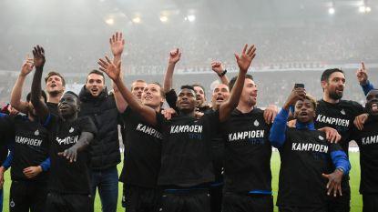 Goal Vossen maakt Club kampioen, voor één keer ook met dank aan de videoref