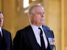 Le prince Andrew notifié de la plainte pour abus sexuels déposée à New York