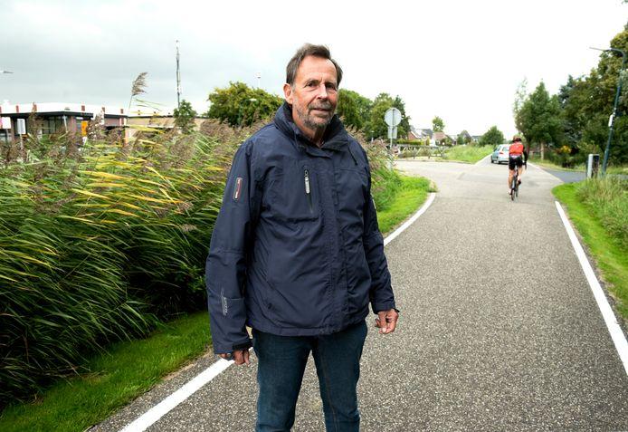 Ko Droogers is voorzitter van het dorpsplatform Kamerik.