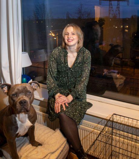 Emilie kent Amsterdam als haar broekzak maar woont nu in Ede: 'Mensen zijn hier veel vriendelijker'