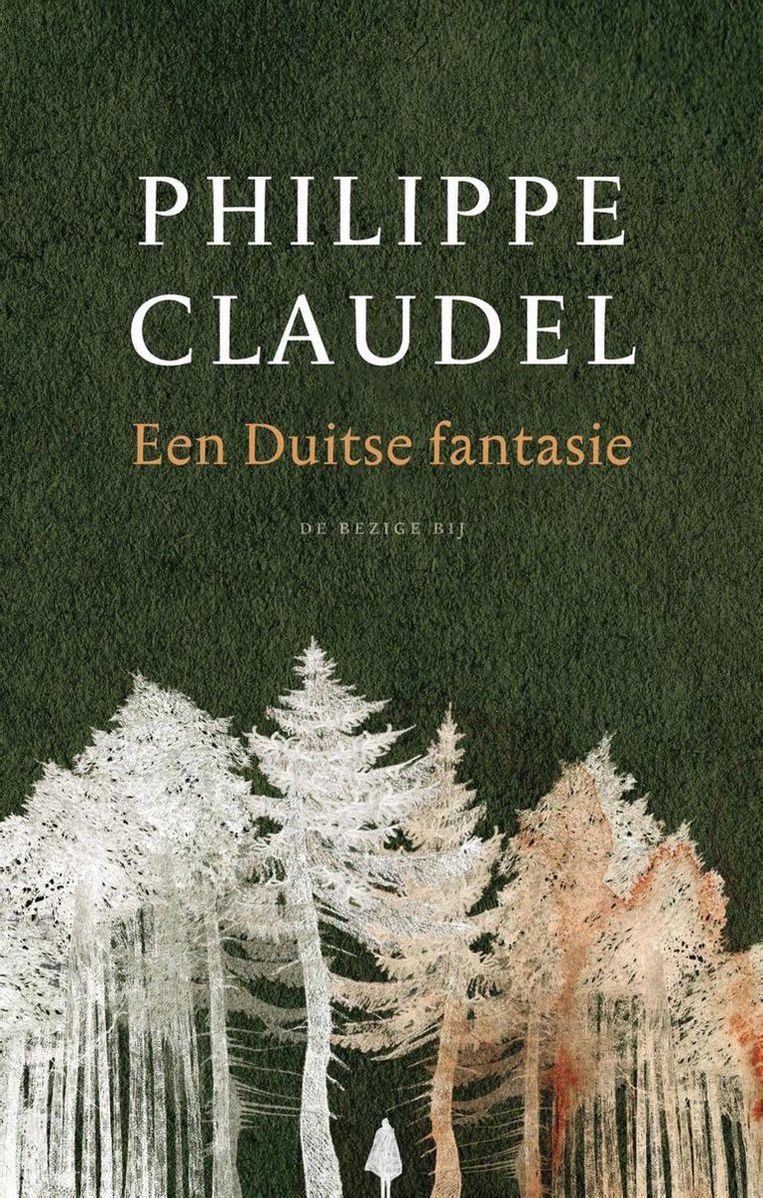 Philippe Claudel, 'Een Duitse fantasie', De Bezige Bij, 142 p., 20,99 euro. Vertaling Manik Sarkar. Beeld rv