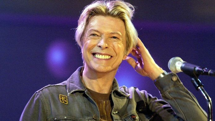 David Bowie in 2003