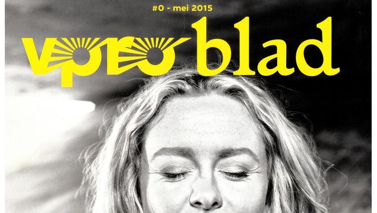 Cover. Beeld x