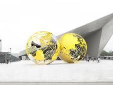 'Liever geen gele ballen voor Rotterdam Centraal'