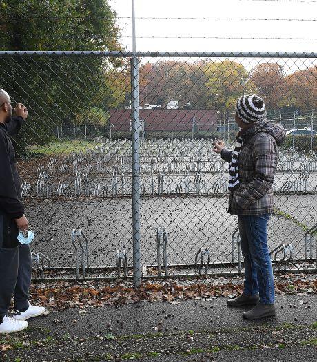 Ook vluchtelingen Overloon klaar met de 'rotte appels' uit azc
