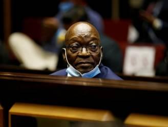 """Zuma moet de cel in, maar vraagt hof alsnog veroordeling """"te heroverwegen en te annuleren"""""""