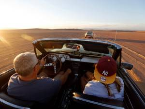 250 oldtimers van Antwerpse Tour Amical trekken naar Marokko