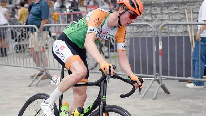 """Vincent Van Hemelen tweede in Ronde van Vlaams-Brabant: """"Vijf dagen evenknie van de gele trui"""""""