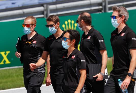 Team Haas.