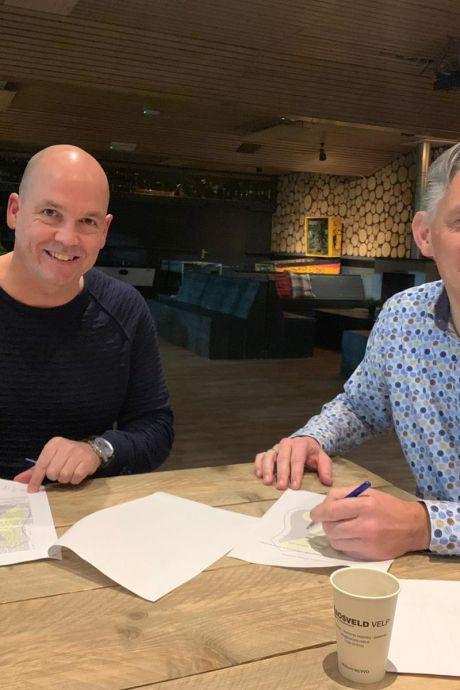 Voetbaltrainer Peter Gerritsen verlengt tot 2023 bij VVO in Velp