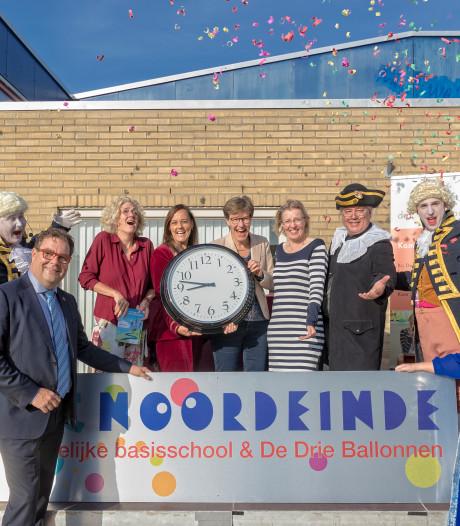 Eerste IKC Noordeinde direct razend populair