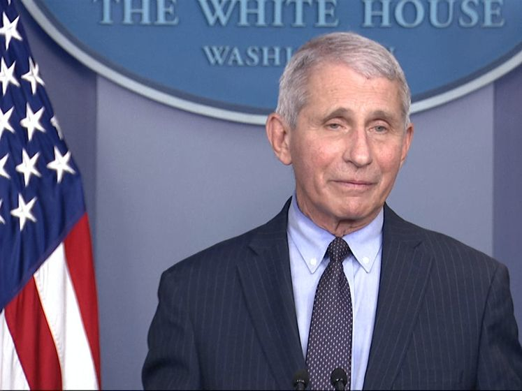 Dr. Fauci voelt zich 'bevrijd' nu hij met president Biden werkt