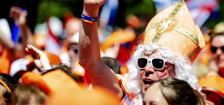 Oranjefans draaien warm voor zinderende WK-finale