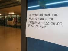 Oorzaak defecte parkeerautomaten onbekend; gemeente kan veroorzakers  aansprakelijk stellen