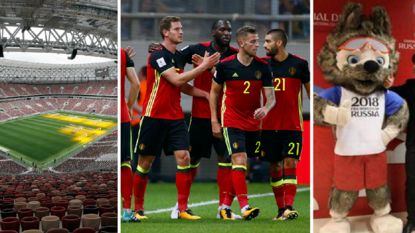 'Het WK in Rusland voor Dummies': Rode Duivels trekken voor de dertiende keer naar eindronde