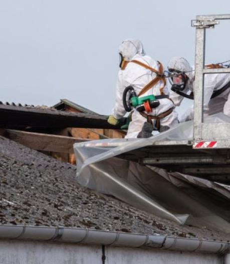 Waalwijk wil eerst zicht op probleem 'asbestdaken'