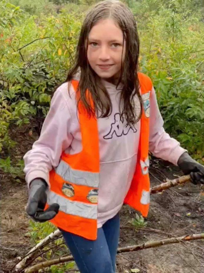 Hailey (10) kwam om bij woningbrand in Leopoldsburg.