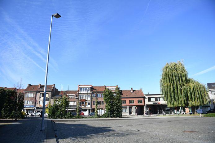 Bij de handelaars van het Baron August de Becker Remyplein in Kessel-Lo ligt momenteel een petitie.