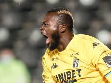 Le Sporting de Charleroi et un tout grand Koffi matent le Racing Genk