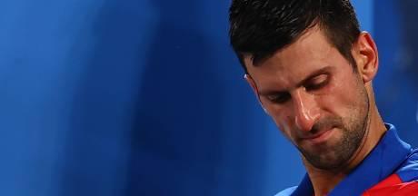 Droom Djokovic in duigen: Zverev dwarsboomt weg naar golden slam