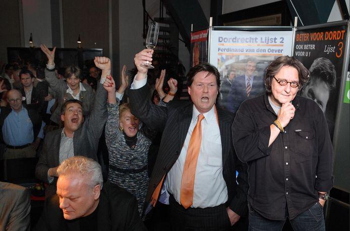 Kees Thies over de teloorgang van Beter Voor Dordt. Van de enorme vreugde na de verkiezingen in 2010 (vijftien zetels) is nu bijna niets meer (1 zetel) over.