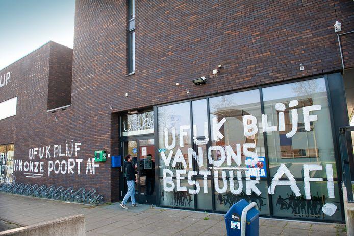 Jongeren uitten recent nog hun ongenoegen over het besluit van het Bossche college de subsidie te stoppen.