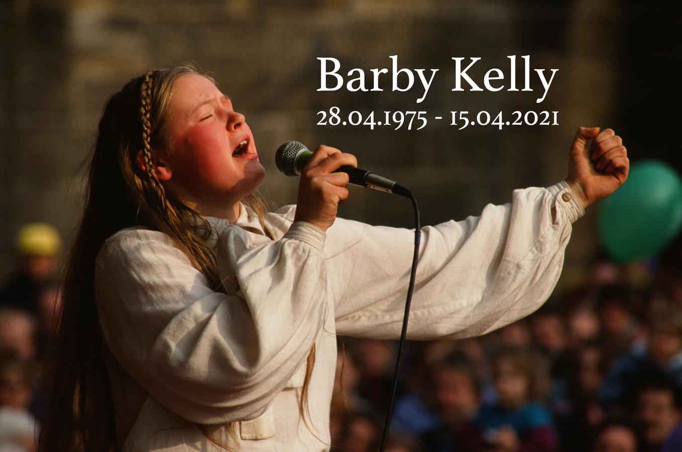 Barbara Kelly.