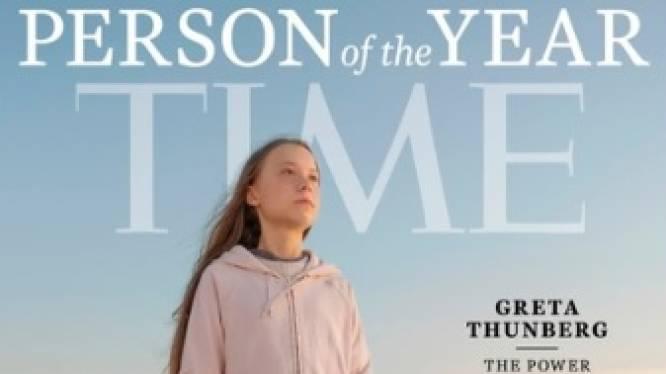 """'Time' roept Greta Thunberg uit tot persoon van het jaar: """"Zelfs landen die deelnemen aan klimaattop plegen bedrog"""""""