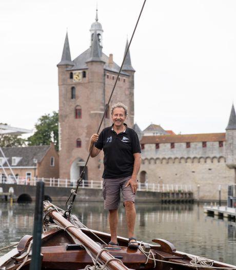 Huisfilmer Henk Verhage maakte spontaan een film over de laatste reis van De Roompot