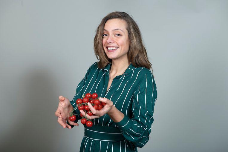 Voedingsexperte Sanne Mouha. Beeld Carline Vandercruyssen