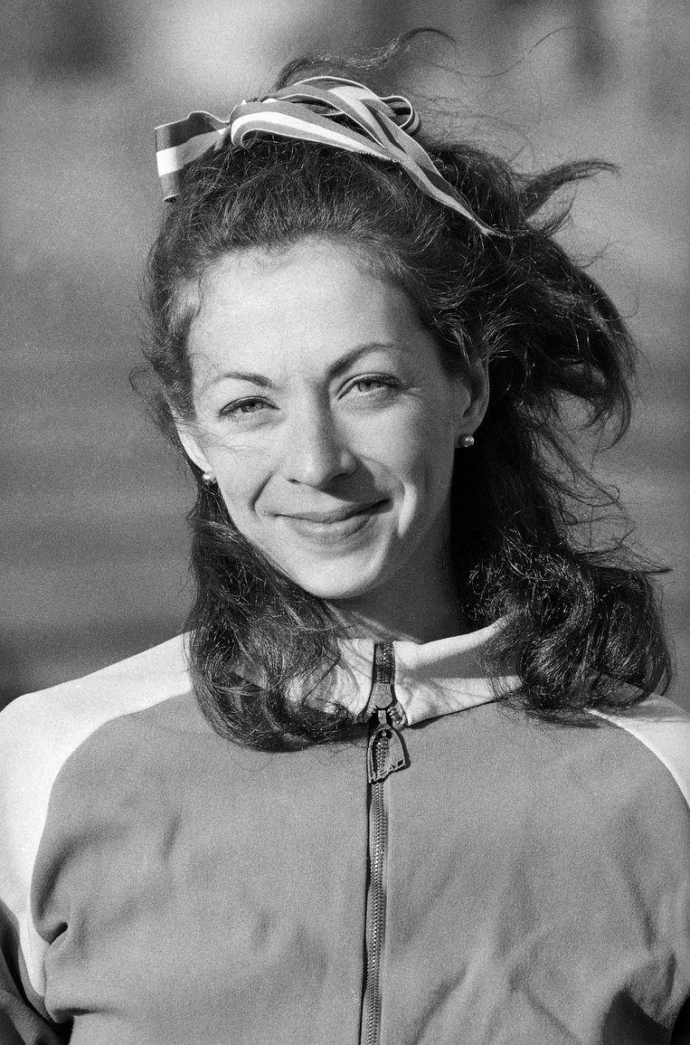 Kathrine Switzer, 1975. Beeld ap