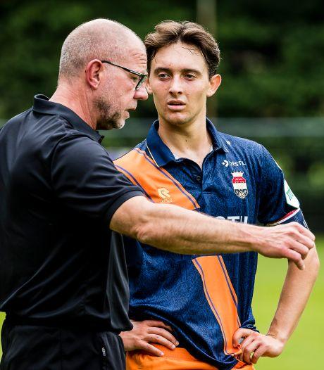 Willem II-speler Rick Zuijderwijk hoopt op nieuwe kansen: 'Ik houd alle opties open'