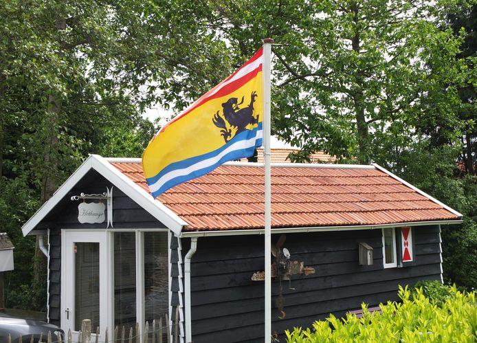 De Zeeuws-Vlaamse vlag