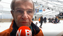 Hans van Hoek, voorzitter Stichting ijsbaan op Markt in Roosendaal