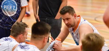 Rakhes Angnoe nieuwe coach BC Vlissingen