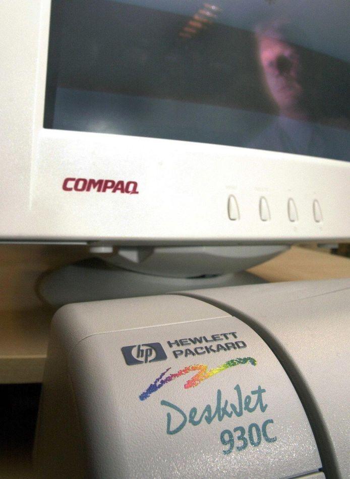 Vooralsnog is niet duidelijk om welke modellen printers het gaat