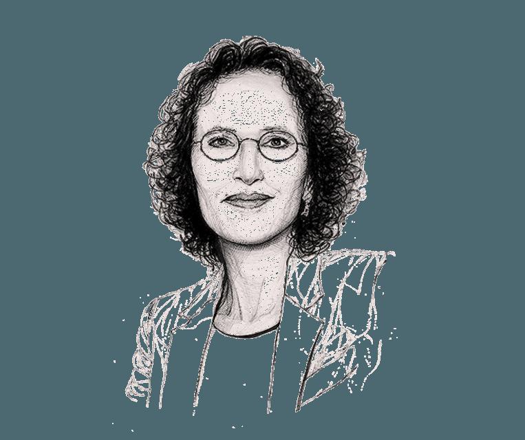 Karin Spaink Beeld Artur Krynicki