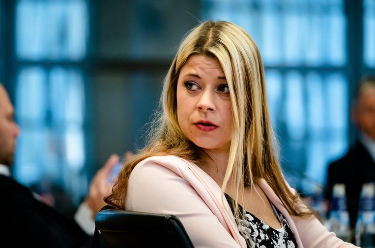 GroenLinks-Kamerlid Lisa Westerveld. Beeld Hollandse Hoogte /  ANP