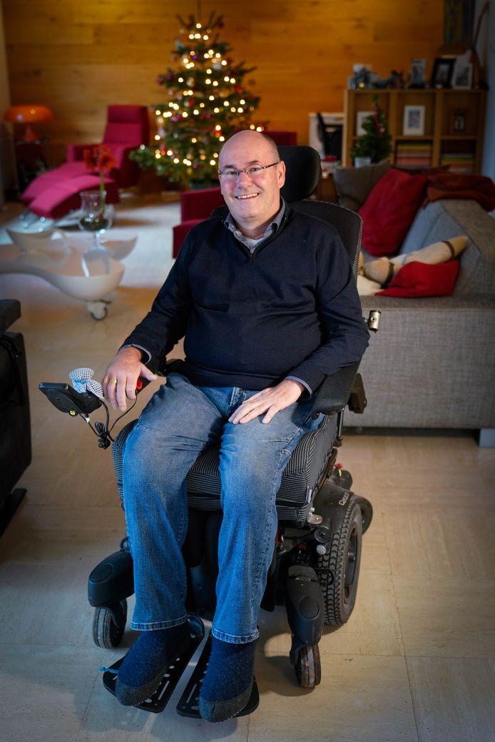 Gerben Gravendeel kreeg in 2015 de diagnose ALS.